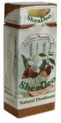 A single package of SheaDeo